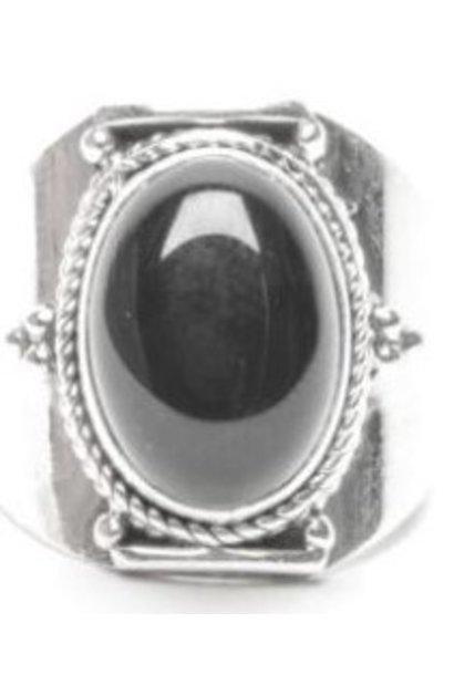 Ring Rock 18cm Black