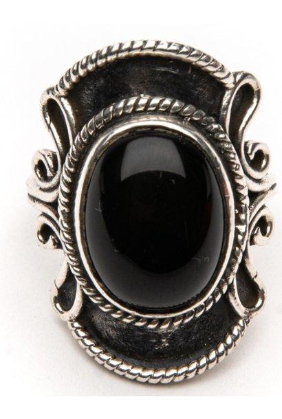Ring Elena One size Black