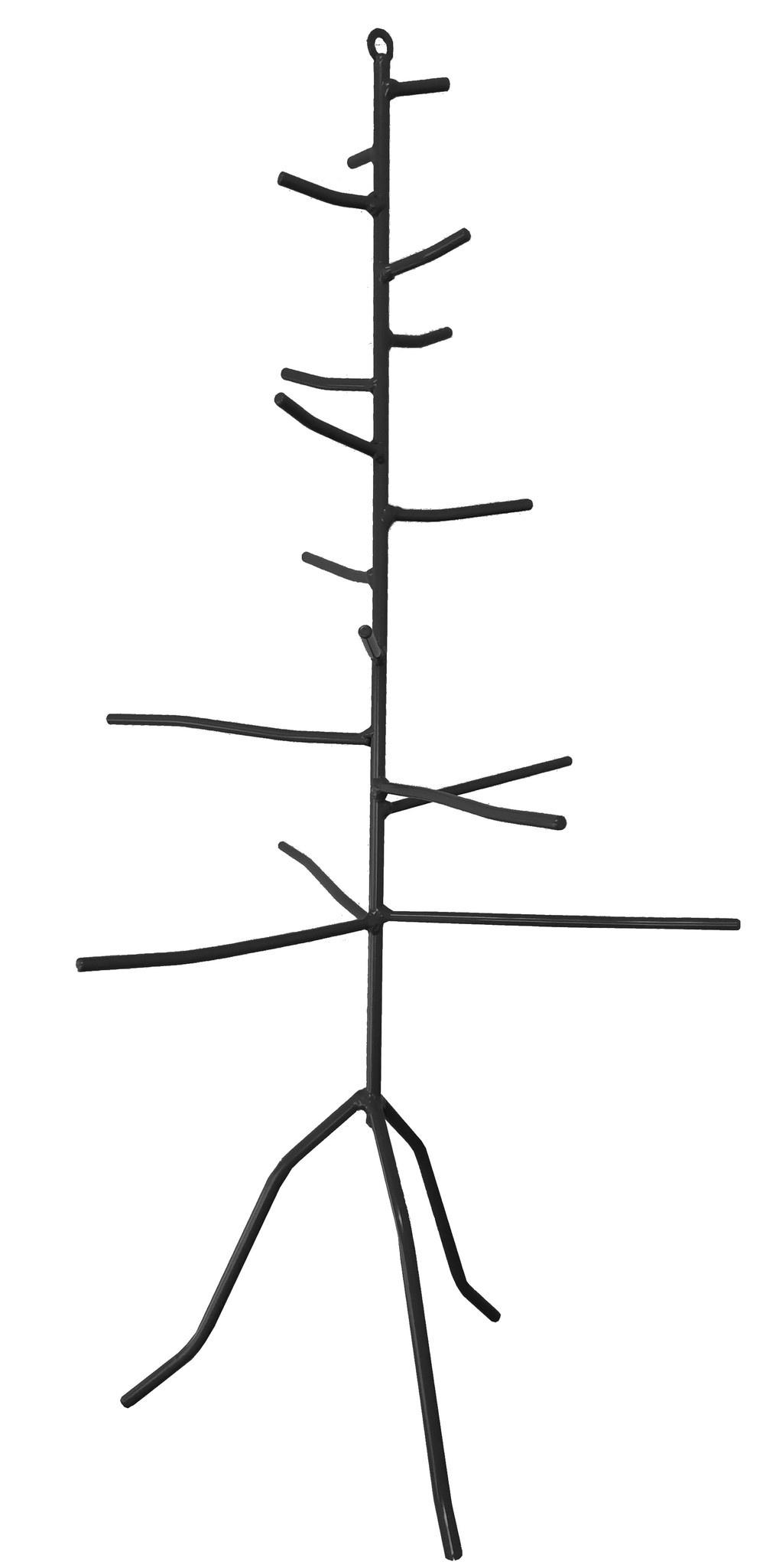 Boom H1,62xØ65cm Zwart-1