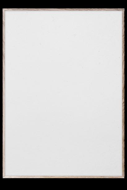 Lijst PC frame 30x40cm Oak plexiglass