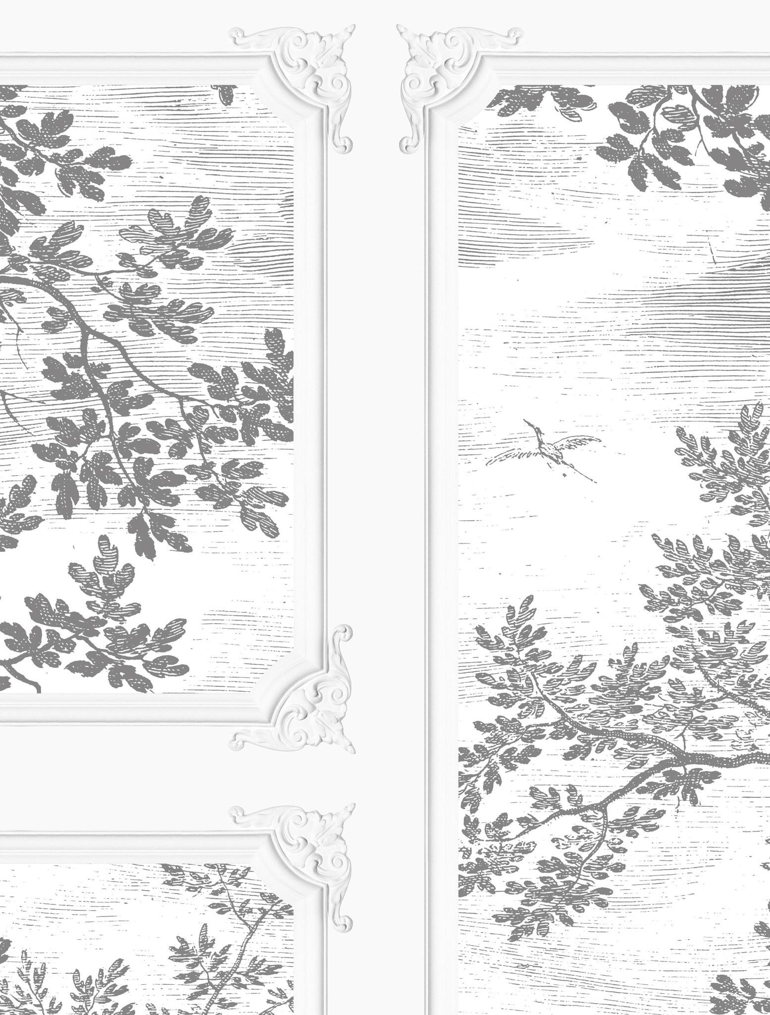Behang Ornaments 292.2x280cm-3