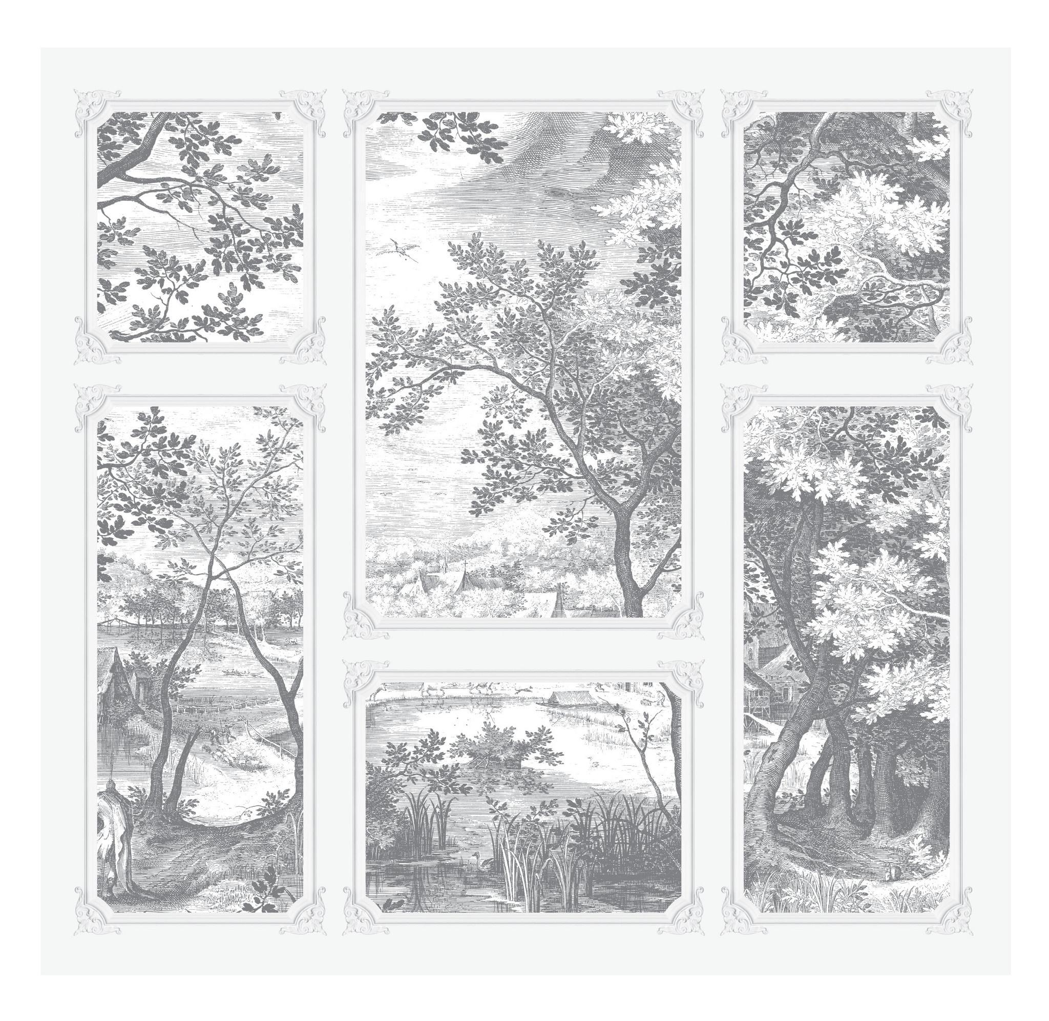 Behang Ornaments 292.2x280cm-1