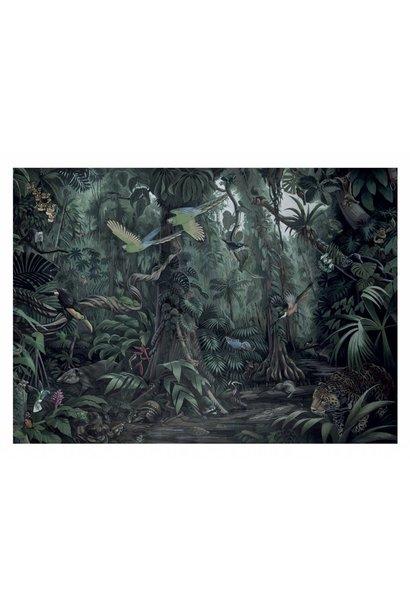 Behang Tropical Landscapes 389.6x280cm