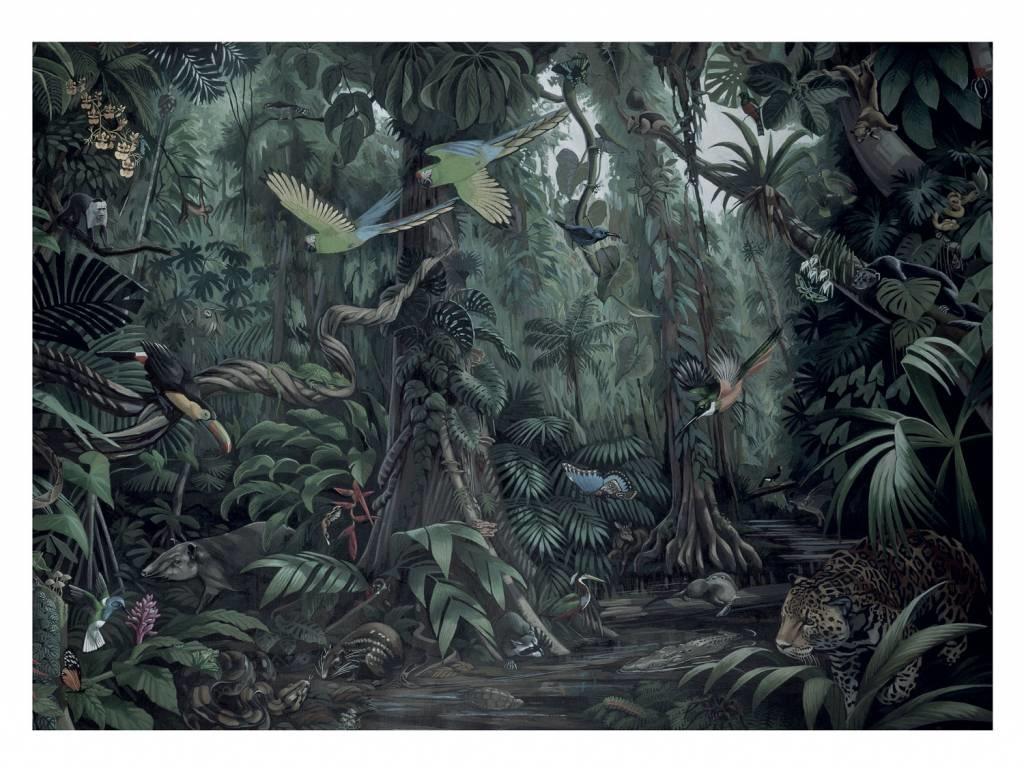 Behang Tropical Landscapes 389.6x280cm-1
