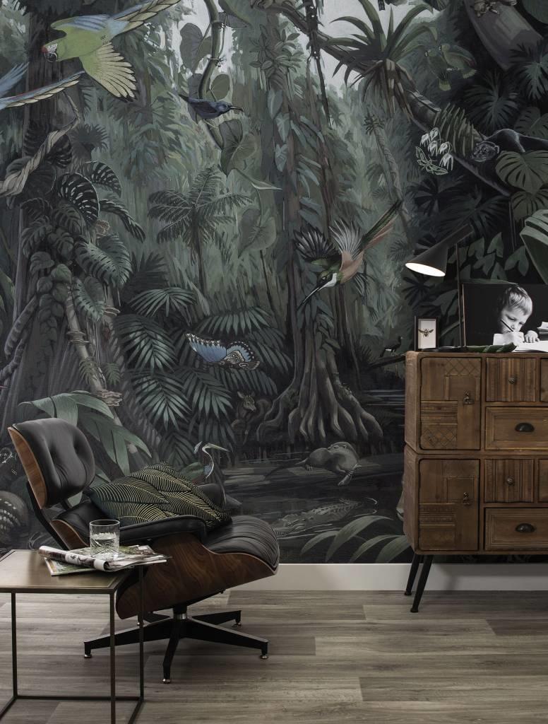 Behang Tropical Landscapes 389.6x280cm-4