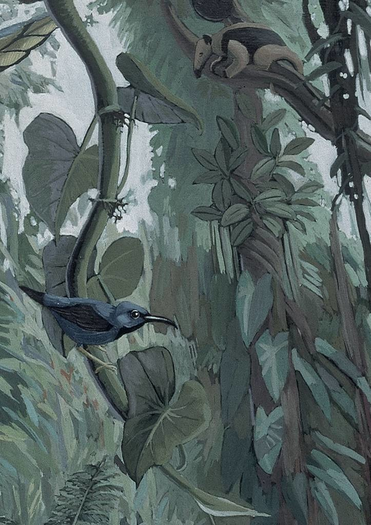 Behang Tropical Landscapes 389.6x280cm-3