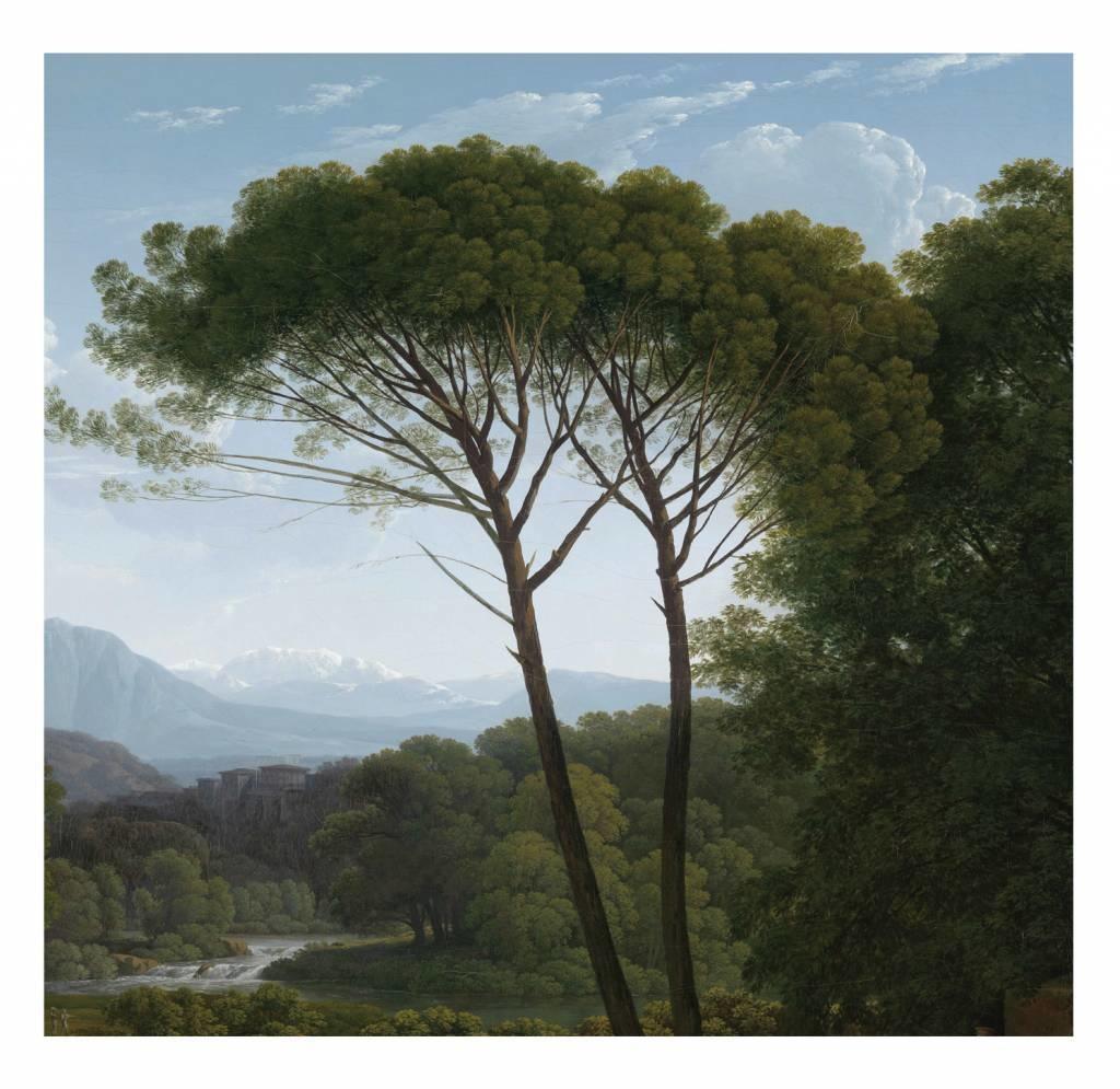 Behang Golden age Landscapes 292.2x280cm-1