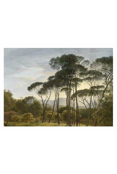 Behang Golden age Landscapes 389.6x280cm