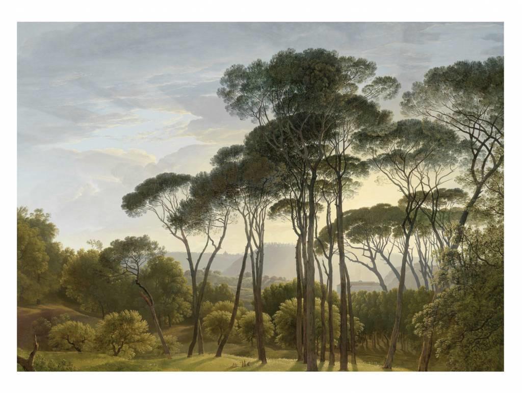 Behang Golden age Landscapes 389.6x280cm-1