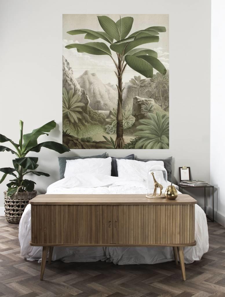 Behang Banana Tree 142.5x180cm-2