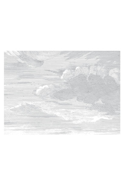 Behang Engraved Clouds 389.6x280cm