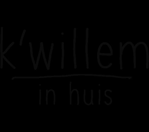 K'Willem in huis