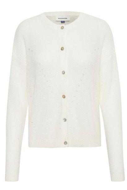 Vest Litzy Knitwear antique white
