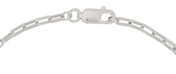 Armband Long Link 18cm Sterling Silver-3