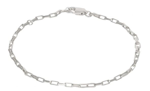 Armband Long Link 18cm Sterling Silver-1