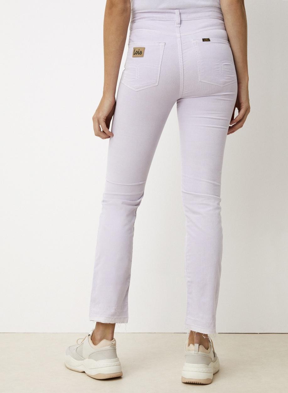 Jeans Lacix Fresh Wisteria Lengte 32 Lila-3