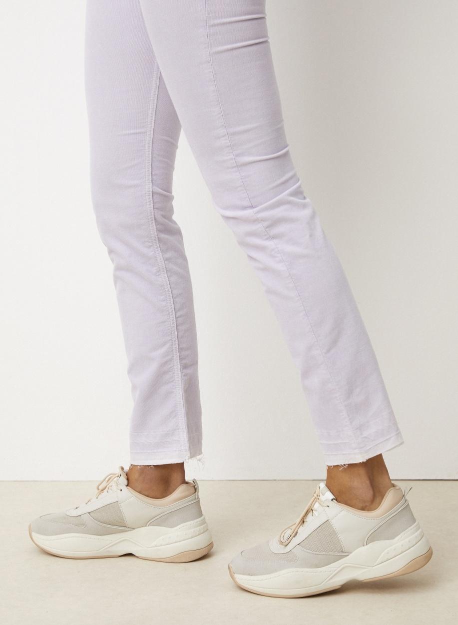 Jeans Lacix Fresh Wisteria Lengte 32 Lila-4