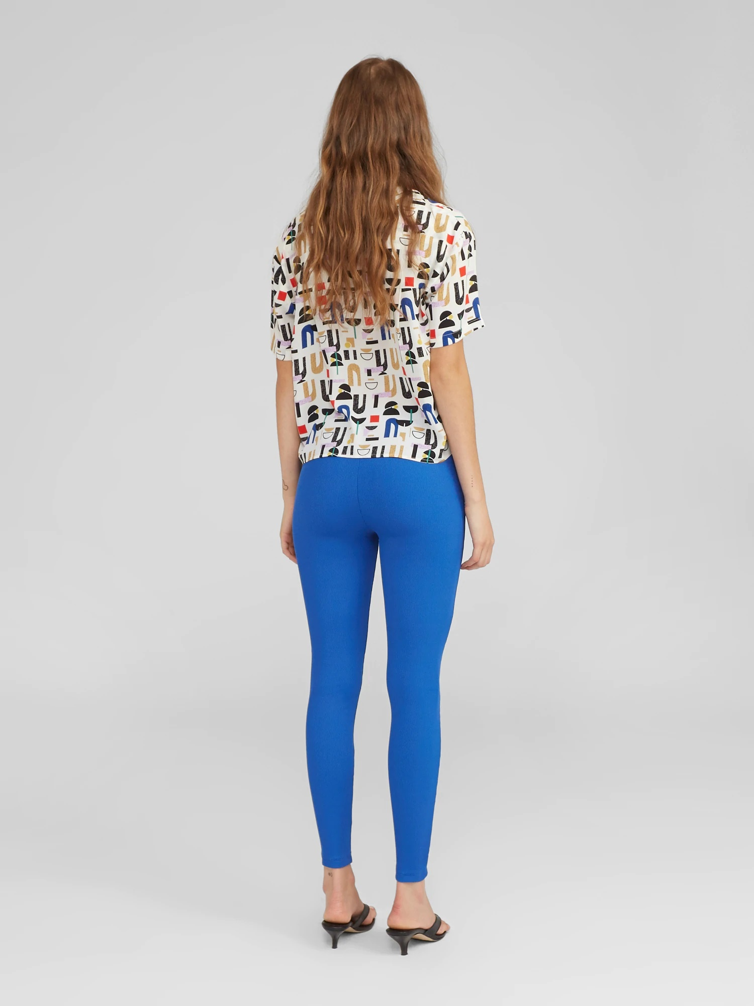 Legging Shaylee Blue-4