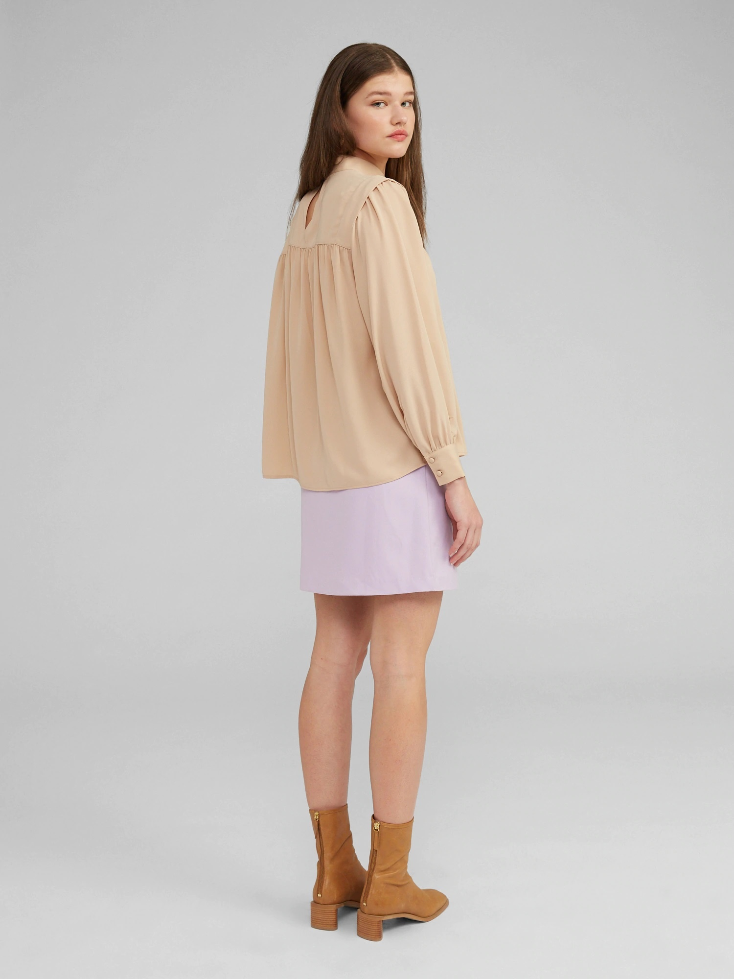 Blouse Ginny Nude-4