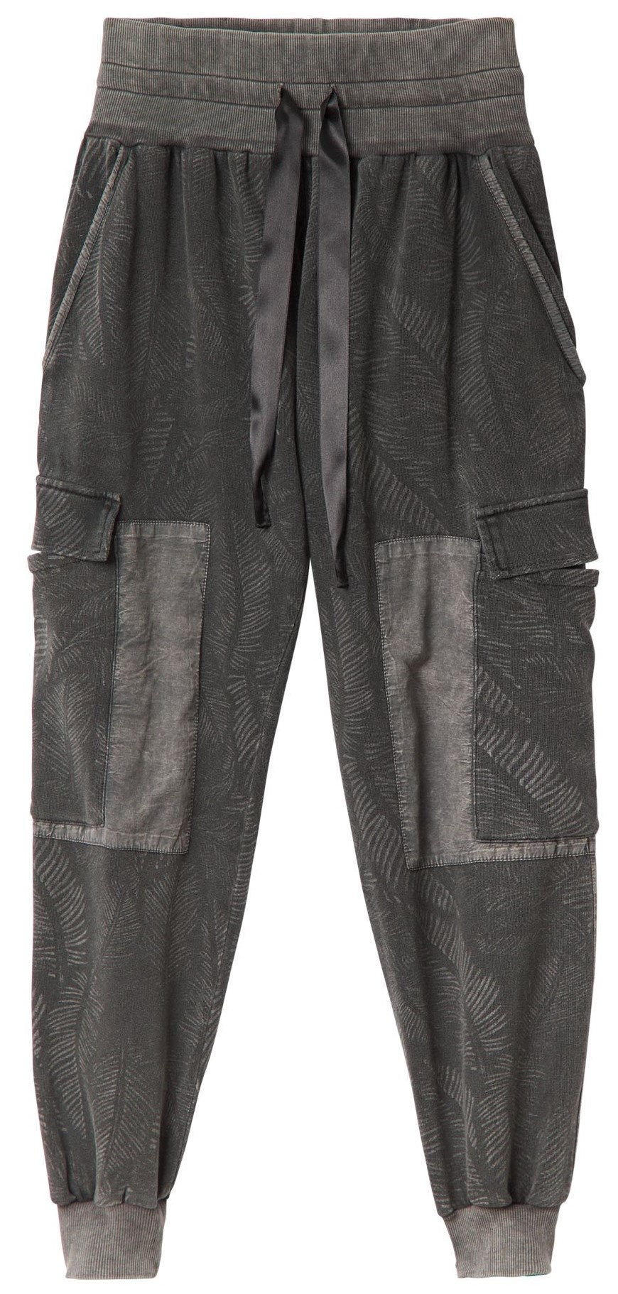 Broek Jogger fade out Pavement-1