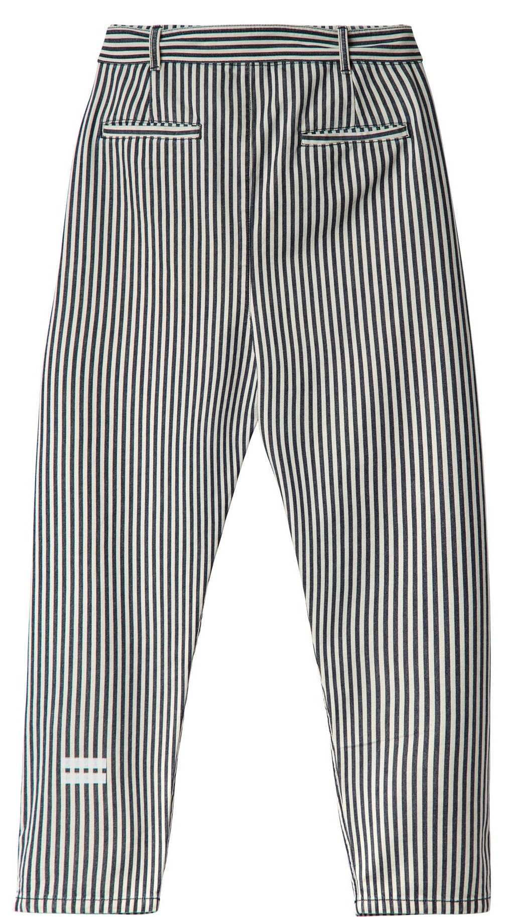 Broek High waist stripe Kit-6
