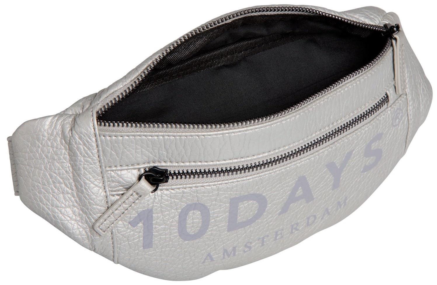 Tas Fanny pack Silver-3