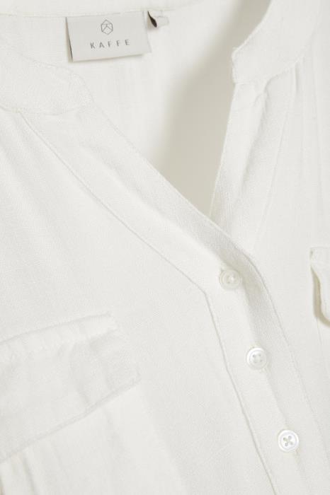 Blouse KAaida Shirt Chalk-2