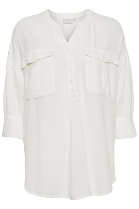 Blouse KAaida Shirt Chalk-1