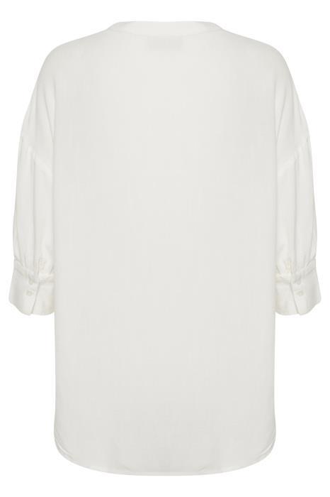Blouse KAaida Shirt Chalk-3