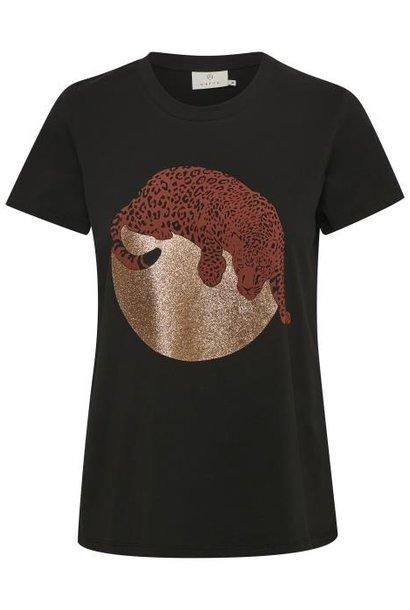 T-shirt KApanther Black deep