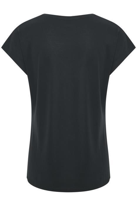 T-shirt KAlise SS Washed Black-4