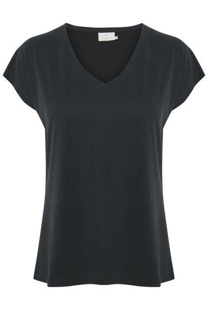 T-shirt KAlise SS Washed Black