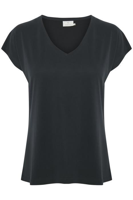 T-shirt KAlise SS Washed Black-1