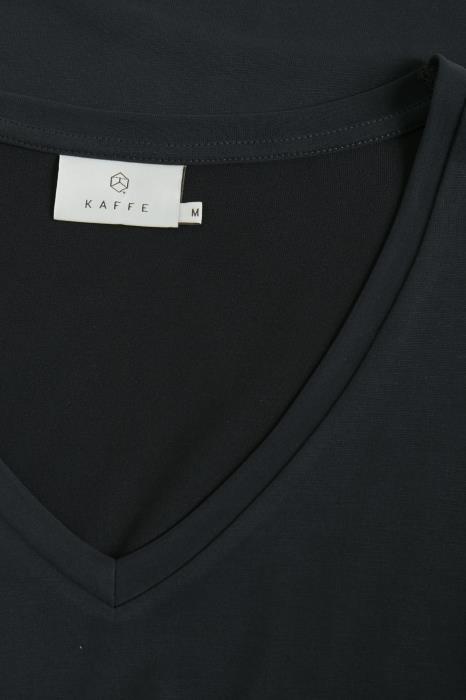 T-shirt KAlise SS Washed Black-2