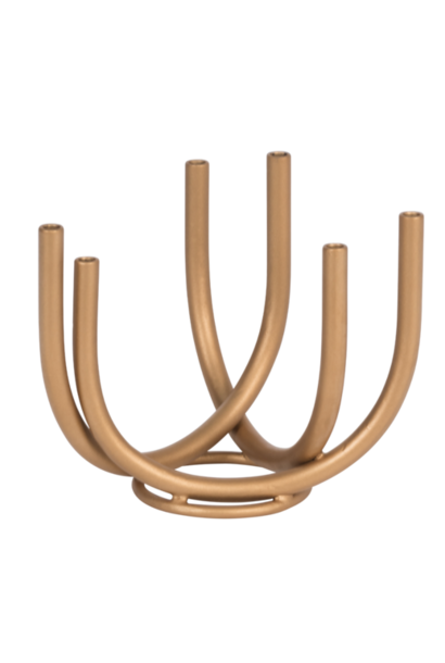 Vaas Tube XS 15cm Gold