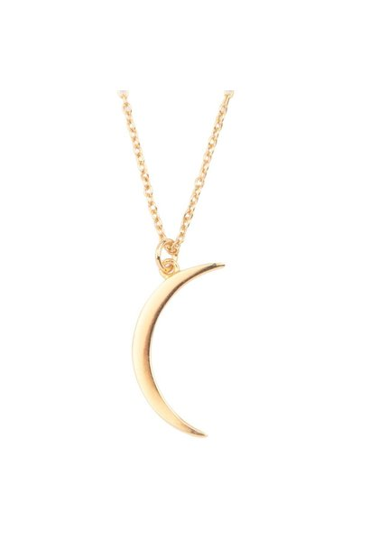 Ketting Souvenir Long moon Gold