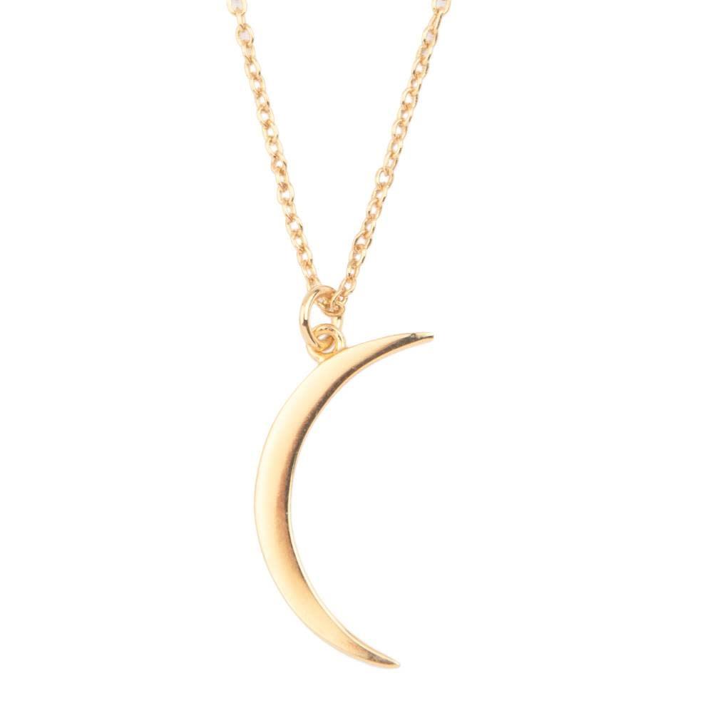 Ketting Souvenir Long moon Gold-1