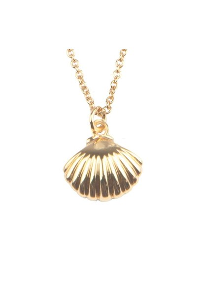 Ketting Souvenir Sea Shell Gold