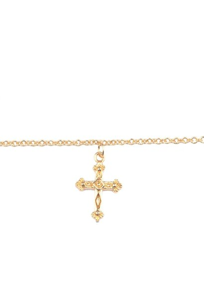Armband Souvenir Cross Gold