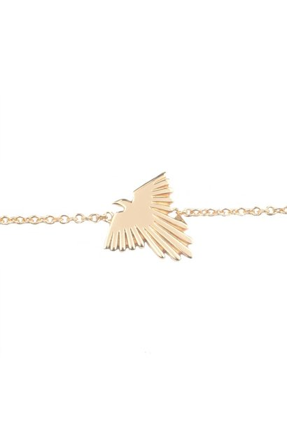 Armband Souvenir Eagle Gold