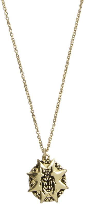 Ketting Beatle Starry Circle Gold-1