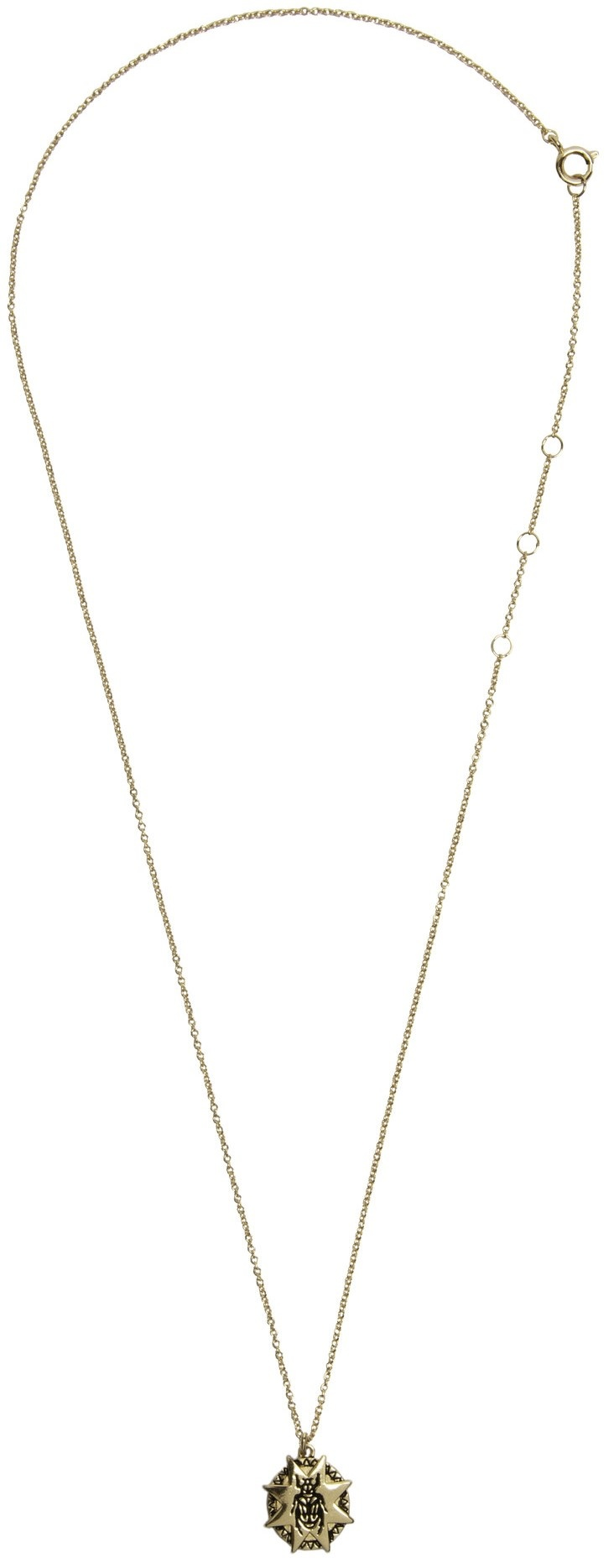 Ketting Beatle Starry Circle Gold-3