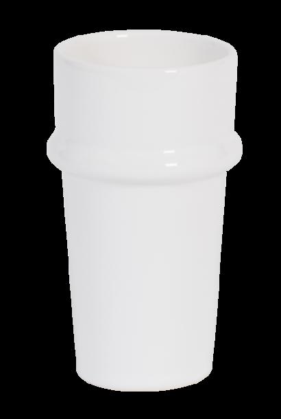 Glas Maroc 11,5cm White