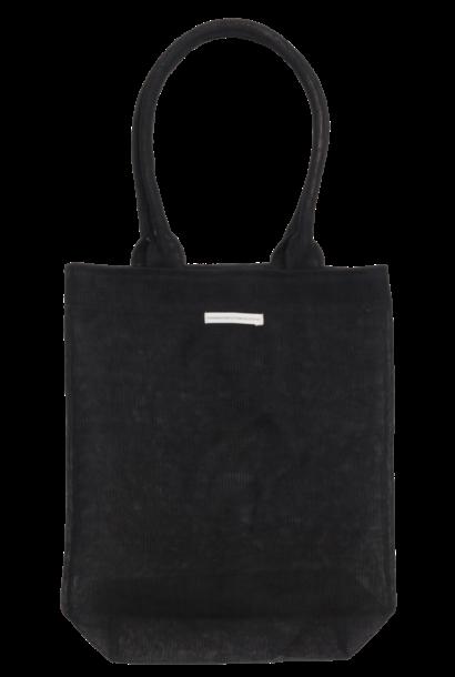 Tas Recycled plastic 40x32cm Black
