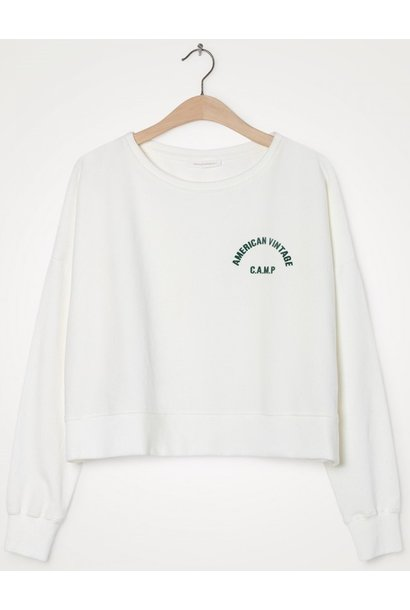 Sweater Oligood White