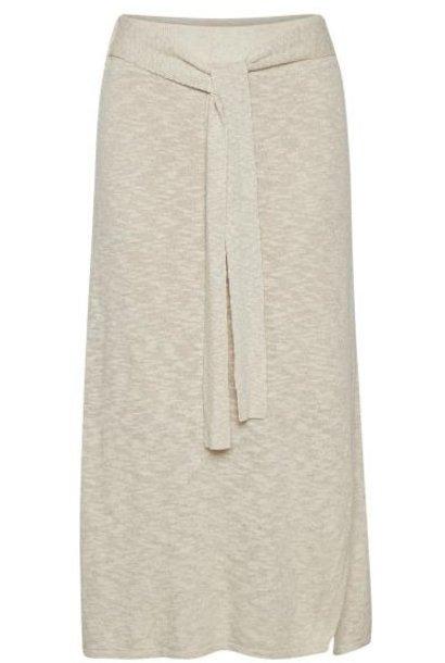 Rok TaliaLN Knit Linen Melange