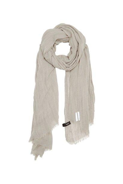 Sjaal 10x200cm Clay