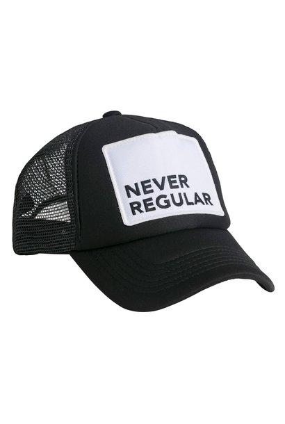 Cap Never Regular Black