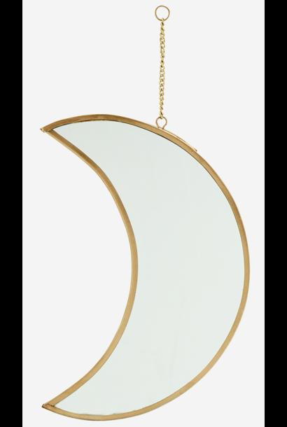 Spiegel hanging 20cm Gold