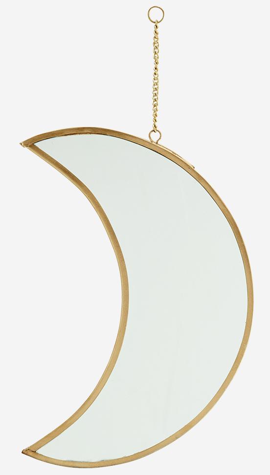 Spiegel hanging 20cm Gold-1